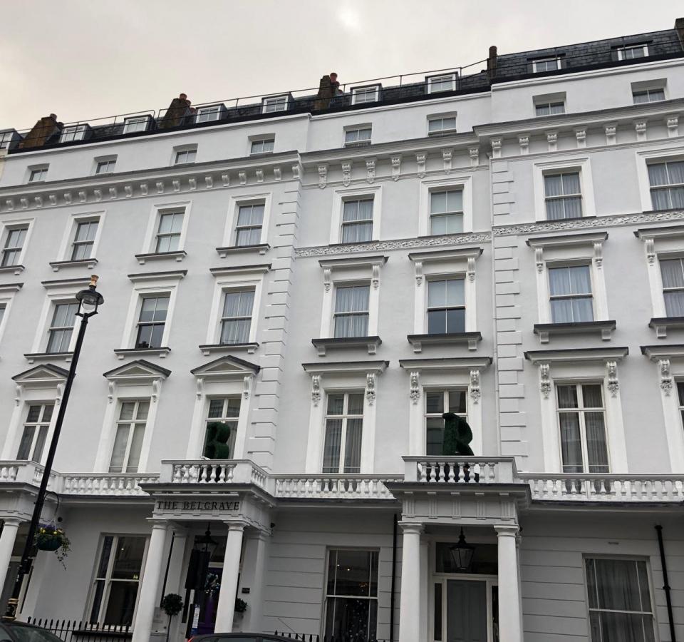 Belgravia hotel in Pimlico London5